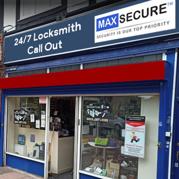 Locksmith store in Hampstead